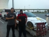 Muath Al-Essa and Mohammed Al-Falasi (Drift UAE organizer)