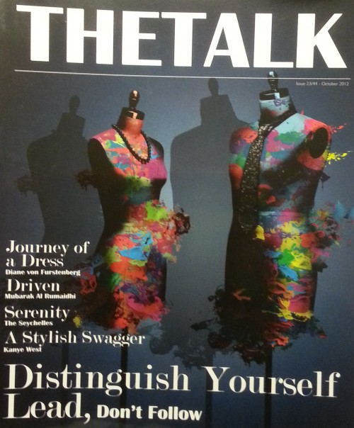 The Talk (Cover Page)
